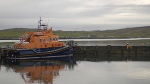 Shetland's coast