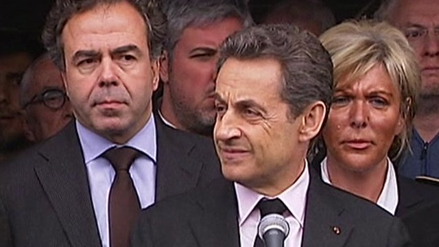 President Sarkozy
