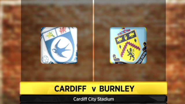 Cardiff 0-0 Burnley