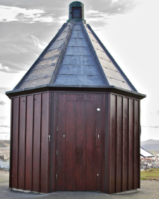 The Llandudno camera obscura