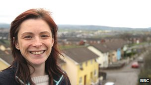 Nicola Bates in Newry, Northern Ireland
