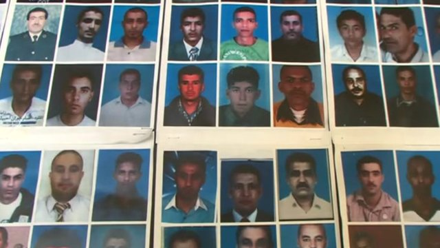 Missing people in Libya