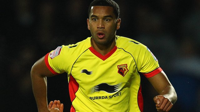 Defender Adrian Mariappa is a product of Watford's Academy