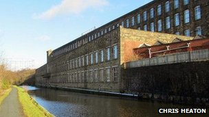 Brierfield Mill
