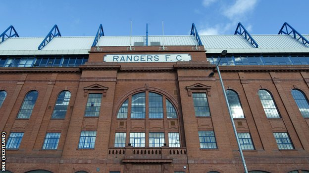 The Rangers' administrators are seeking a buyer for the club