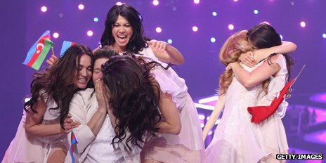 Azerbaijani winners of the Eurovision Song Contest in 2011