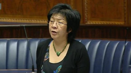 Environment committee chairperson Anna Lo proposed the extension of the committee stage of the Marine Bill