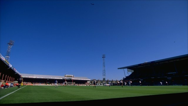Blundell Park