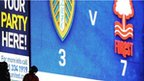 Leeds 3-7 Nottingham Forest