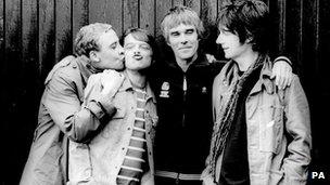 The Stone Roses headline the Vital festival on  Wednesday evening