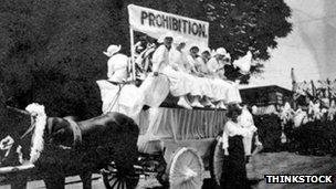 Prohibition campaigners