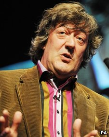 Stephen Fry (Photo: Barry Batchelor/PA Wire)