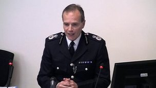 Chief Constable Stephen House