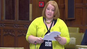 Naomi Long said there was little to be positive about in the Budget