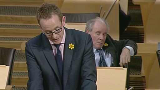 Conservative MSP John Lamont