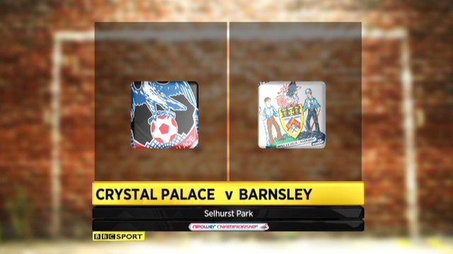 Highlights - Crystal Palace 1-0 Barnsley