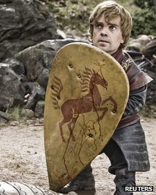 Peter Dinklage stars in the award-winning Game of Thrones 