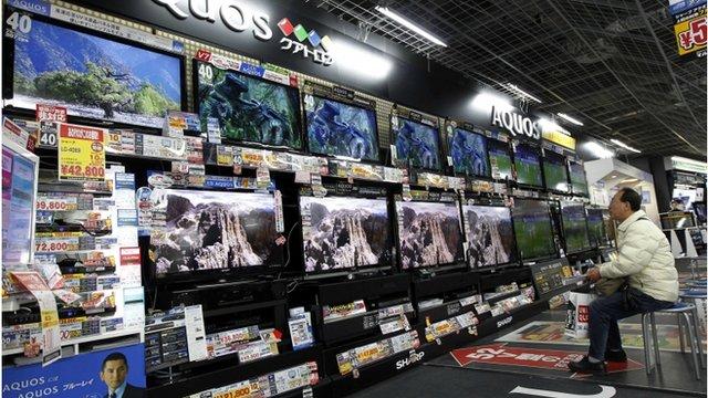 Japan tvs