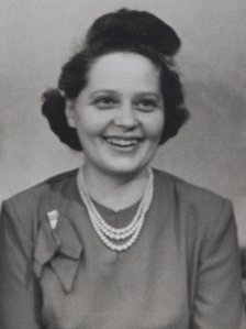 Lillian Gertrud Asplund, who died in 2006 in Shrewsbury, Massachusetts, US at the age of 99