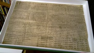 Charter of Edward the Confessor