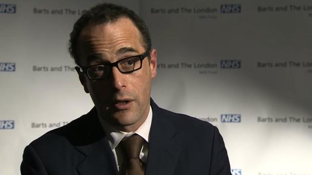 Cardiologist Dr Sam Mohiddin