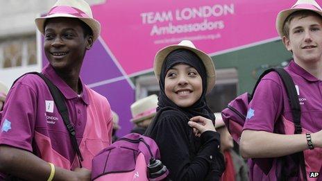 Team London Ambassadors