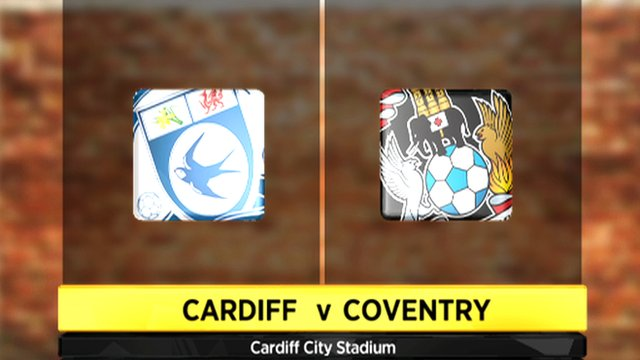 Cardiff 2-2 Coventry