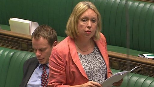 Liberal Democrat MP Lorely Burt