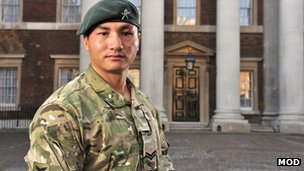 Cpl Baljit Limbu