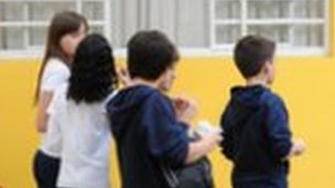Brazilian schools microchip T-shirts to cut truancy