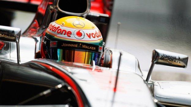 Lewis Hamilton, Malaysian GP
