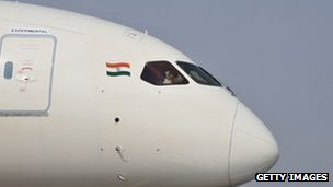 Indian aircraft