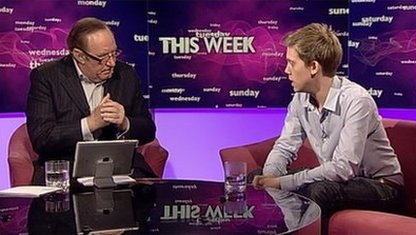 Andrew Neil and Owen Jones