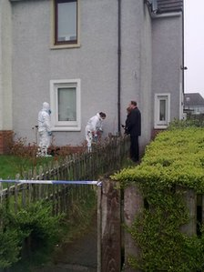wishaw attack scene