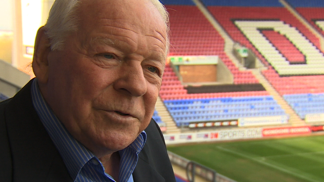 Wigan owner Dave Whelan
