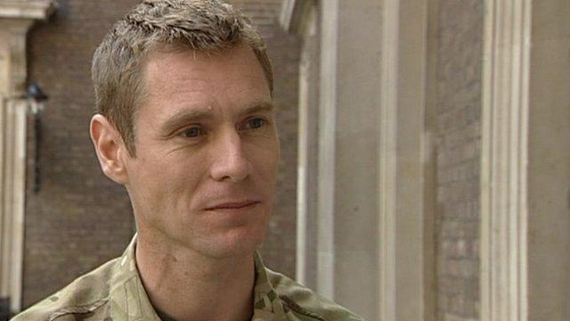 Warrant Officer First Class Jonathan Nicholas Lane