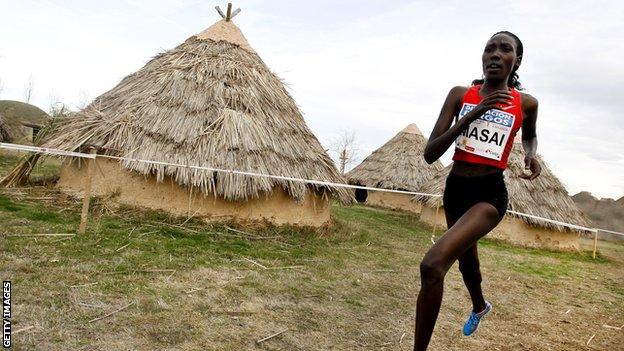 Linet Masai, Kenyan long distance runner