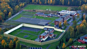 Ila high security prison