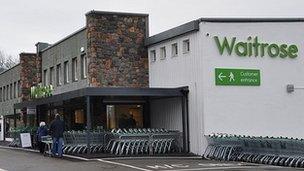 Waitrose Guernsey