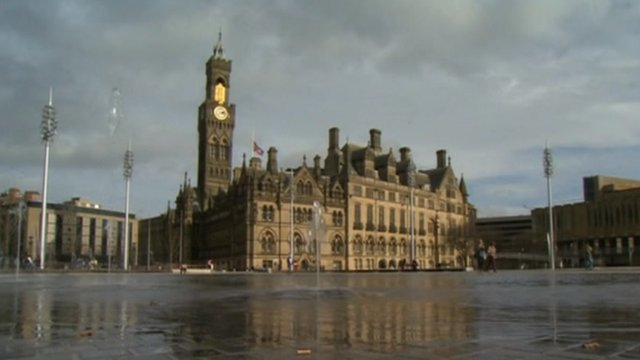 Bradford Town Hall, Bradford