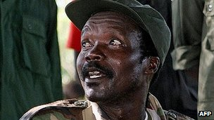 Joseph Kony wants to install a government in Uganda based on the Biblical 10 Commandments