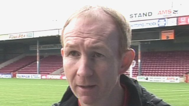 Iron boss Alan Knill
