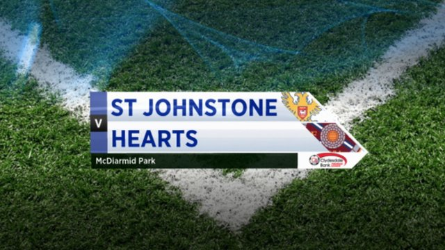 Highlights - St Johnstone 2-1 Hearts