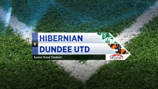Highlights - Hibernian 0-2 Dundee Utd