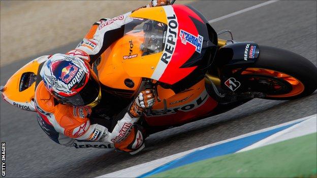 Repsol Honda - Casey Stoner 2012 Picture