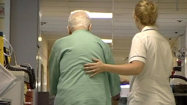 Patient with carer