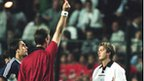 VIDEO: Archive: Beckham sent off at 1998 World Cup