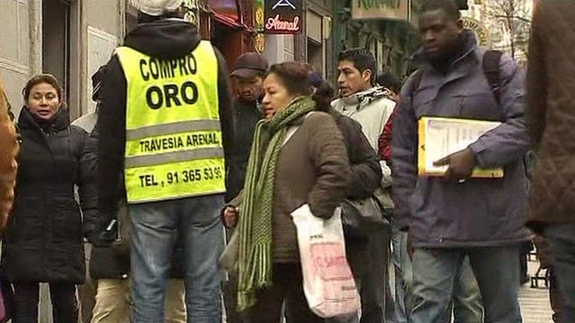 Immigrants in Spain
