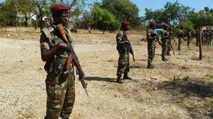 Ethiopian forces returned to Somalia last year