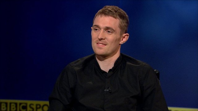 Interview - Darren Fletcher